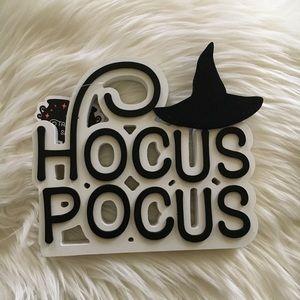 Target Halloween hocus pocus home decor